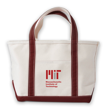 MIT Kennebunkport Canvas Tote Bag