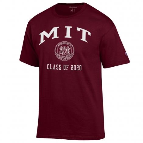 Class of 2020 MIT Tee Shirt