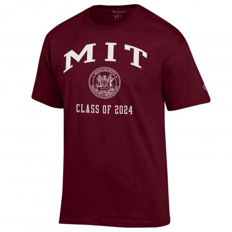 MIT Class of 2024 Tee Shirt