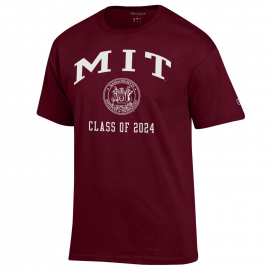 MIT Champion Class of 2024 Tee Shirt