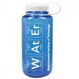 MIT Periodic Table Nalgene 32 oz Water Bottle
