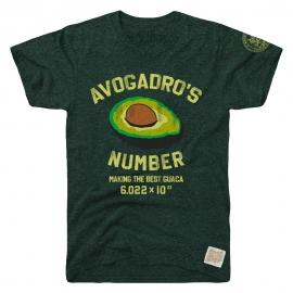 MIT Avogadro's Number Tee