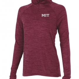 MIT Women's Space Dye Performance Pullover