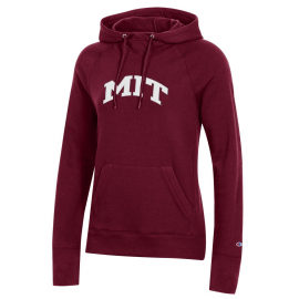 MIT Women's Champion Hooded Sweatshirt