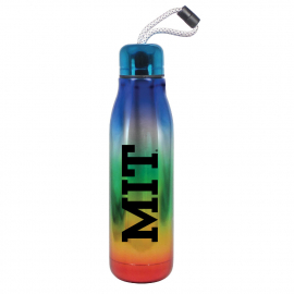 MIT Rainbow Water Bottle