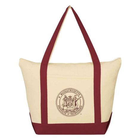 MIT Seal Medium Tote Bag