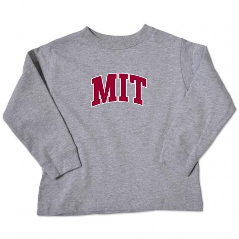 MIT Toddler Long Sleeve Tee Shirt