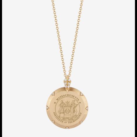 MIT Kyle Cavan 7-Point Diamond Necklace