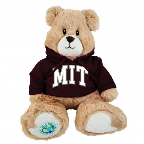 MIT Ethel the Eco-friendly Bear