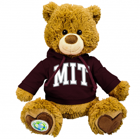 MIT Polly the Eco-friendly Bear
