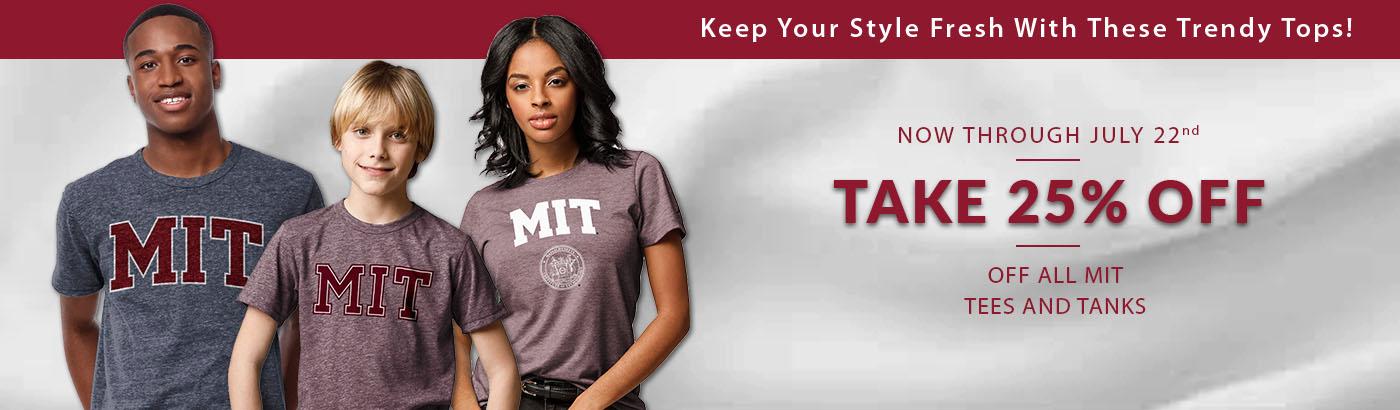 MIT Sweatshirt Discount