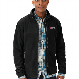 MIT Men's Charles River Full Zip Fleece Jacket