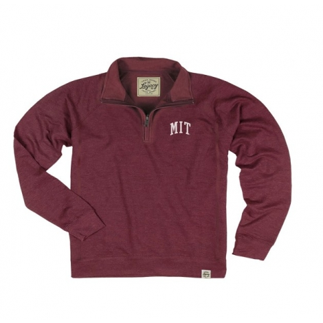 MIT Youth French Terry 1/4 Zip