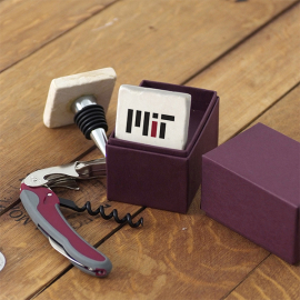 MIT Screencraft Tileworks Bottle Stopper