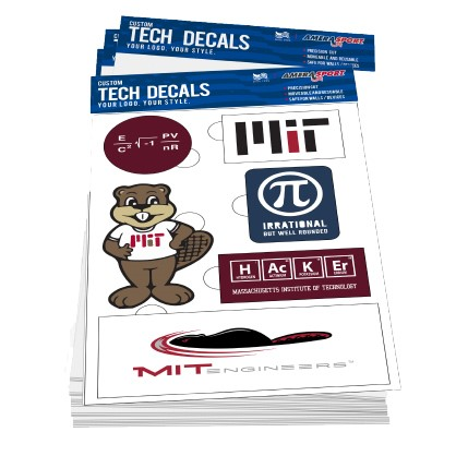 MIT Tech Sticker Sheet