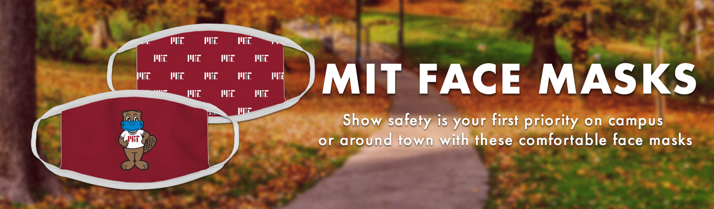 Official MIT Face Masks