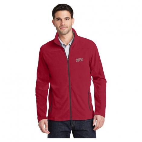 MIT Fleece Full Zip Jacket