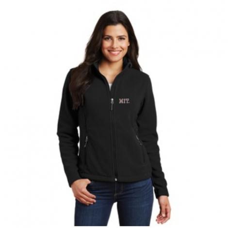 Women's MIT Fleece Full Zip Jacket