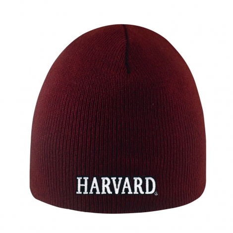 Harvard Basic Knit Beanie