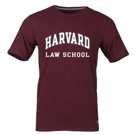 Harvard Law School Essential Short Sleeve Tee