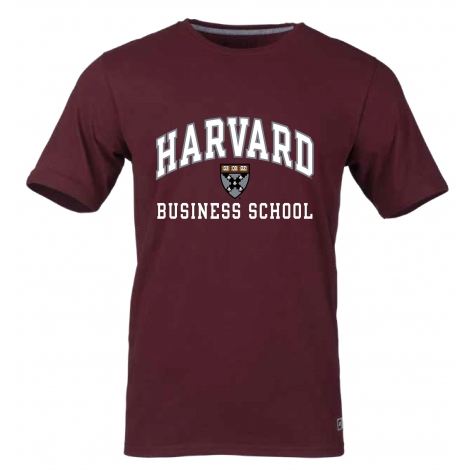 Harvard Business School Essential Short Sleeve Tee