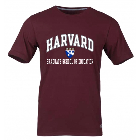Harvard School of Education Essential Short Sleeve Tee