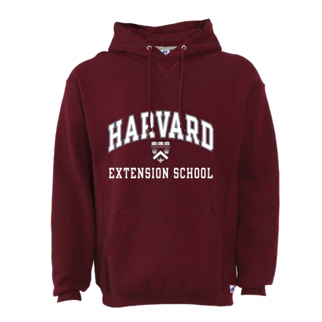 Harvard Extension School Hooded Sweatshirt