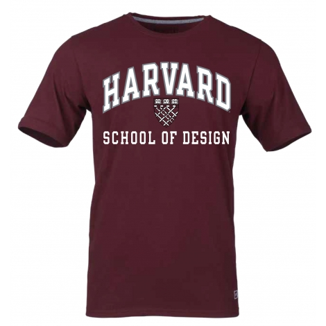 Harvard School of Design Essential Short Sleeve Tee