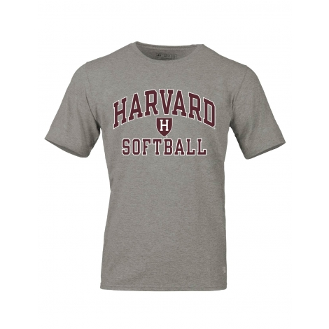 Harvard Softball Essential Performance Tee Shirt