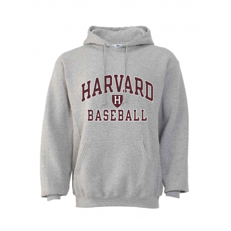 Harvard Baseball Hooded Sweatshirt