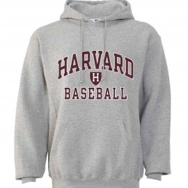 Harvard Baseball Hooded Sweatshirt