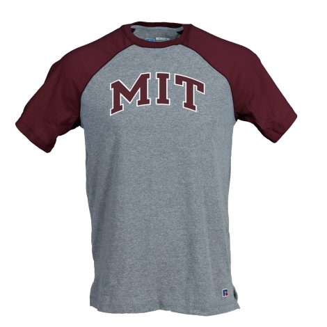 MIT Men's Baseball Tee