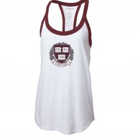 Harvard Women's Ringer Tank Top