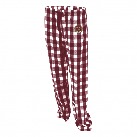 Harvard  Buffalo Plaid Flannel Pant