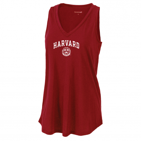 Harvard Women's At Ease Tank