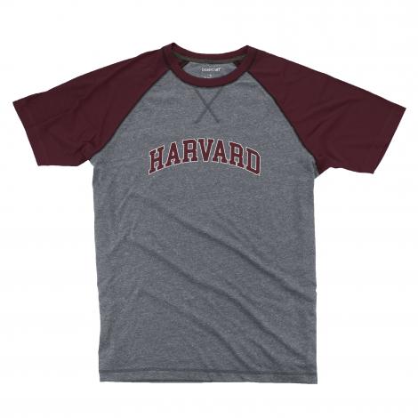 Harvard Youth Double Play Tee