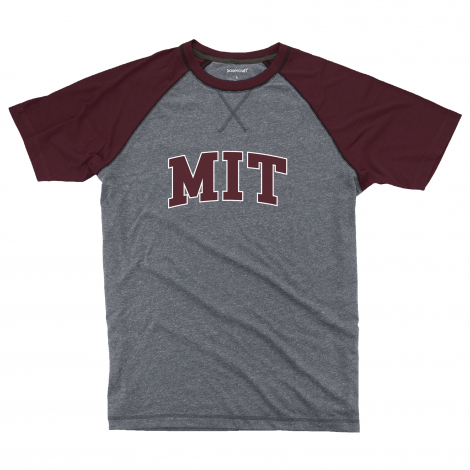 MIT Youth Double Play Tee