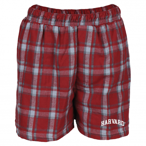 Harvard Essential Flannel Boxer Short
