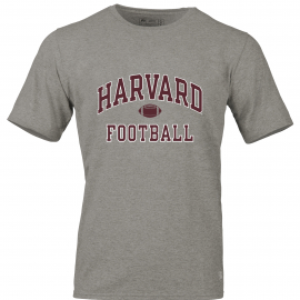 Harvard Football Essential Short Sleeve Tee Shirt