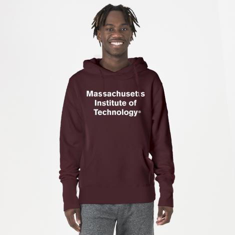 MIT American Collegiate Essential Hooded Sweatshirt