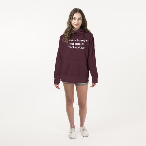 MIT Women's Essential Hoodie