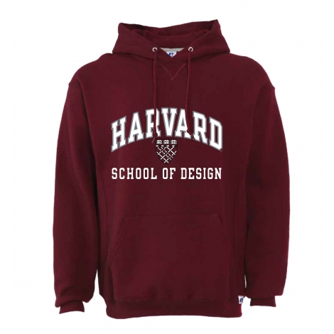 Harvard School of Design Hooded Sweatshirt