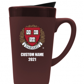 Personalized 2021 Ceramic Harvard Mug