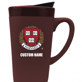 Personalized Ceramic Harvard Mug