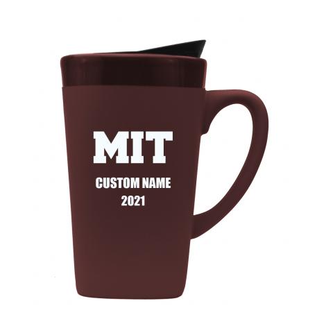 Personalized 2021 Ceramic MIT Mug