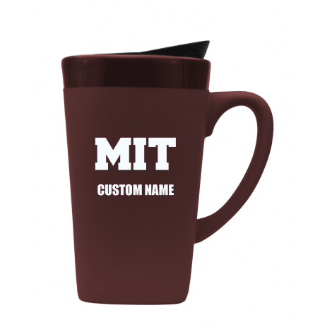 Personalized MIT Ceramic Mug