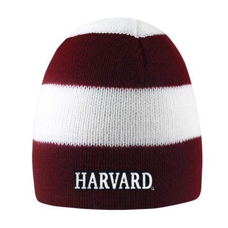 Harvard Rugby Knit Beanie