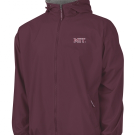 MIT Charles River Portsmouth Full Zip Hooded Jacket