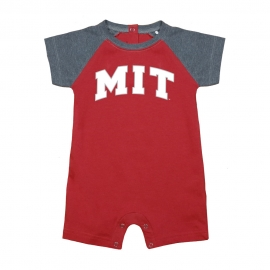 MIT Infant Football Romper