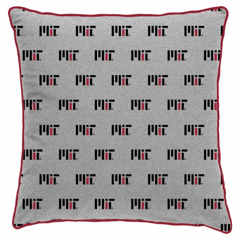 MIT Square Throw Pillow